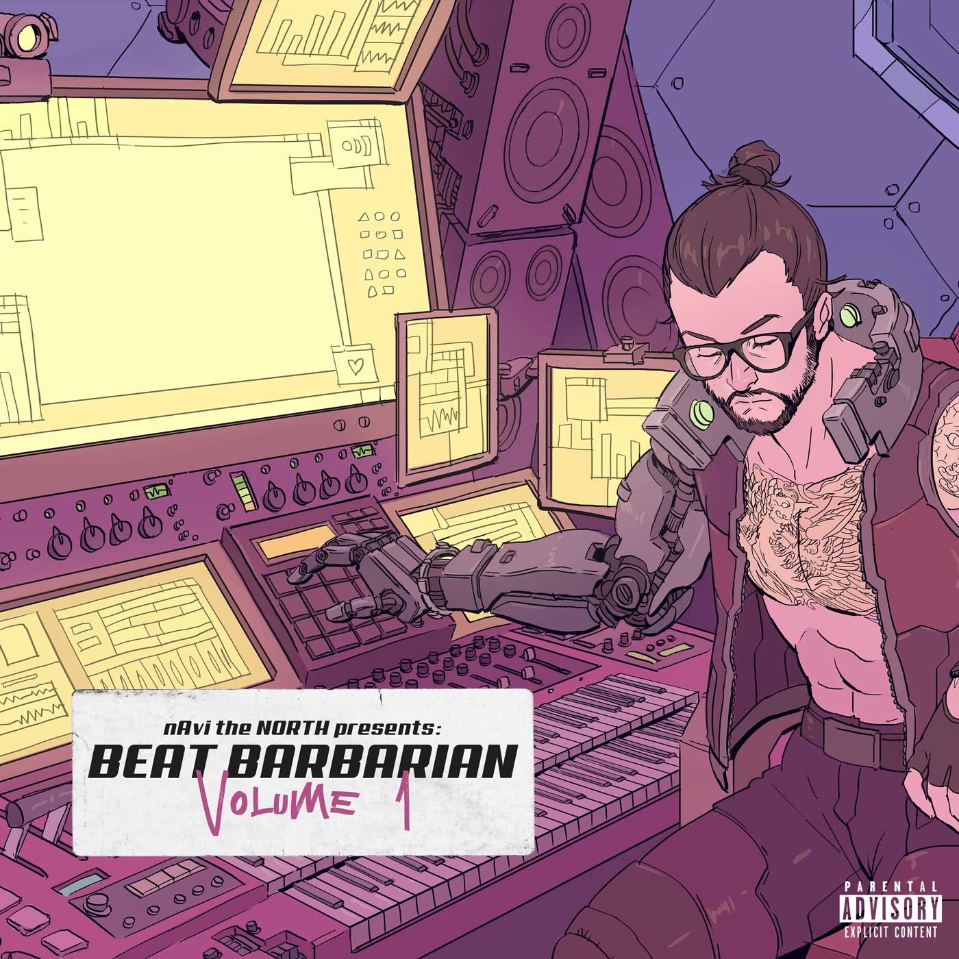 Beat Barbarian Volume 1